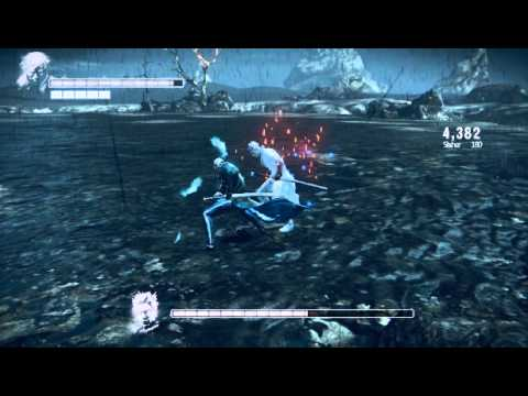 DMC-Devil May Cry  Vergil's Downfall  Final Boss (虛空維吉爾)