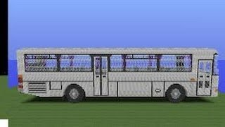 Tuto Minecraft Construction D'un Mini-bus