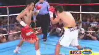 Marco Antonio Barrera Vs Manny Pacquiao 1 FULL FIGHT Part