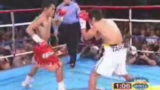 Marco Antonio Barrera Vs Manny Pacquiao 1 FULL FIGHT Part