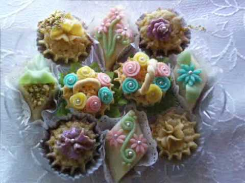 gâteaux orientaux
