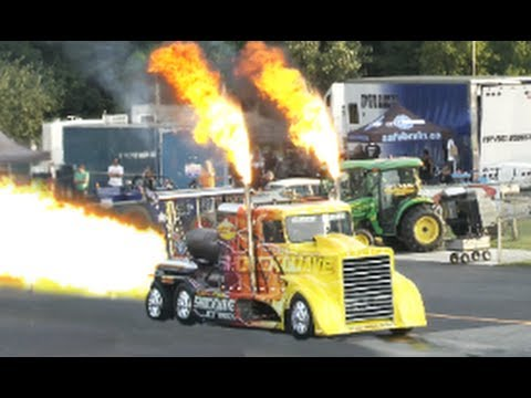 Trucks Gone Wild Michigan >> Youtube.com Videos - semi truck drag racing Videos