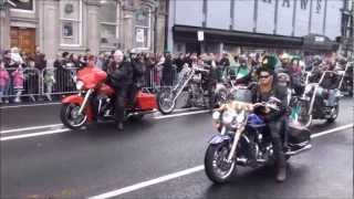 THE ROAR OF CELTIC THUNDER MOTORCYCLE CLUB WATERFORD