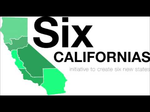 Adam Carolla Interivews Tim Draper About His 'Six Californias' Initiative