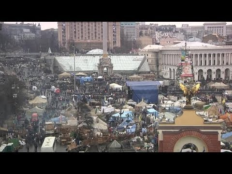 Ukraine crisis: Parliament told to form unity government by Tuesday