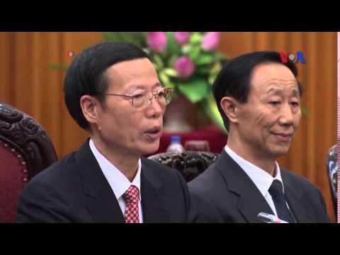 Phó Thủ tướng Trung Quốc tới Việt Nam xoa dịu quan hệ