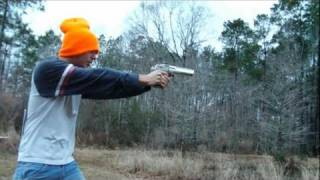 Desert Eagle .50AE (Compared To Other Caliber Gun Fire