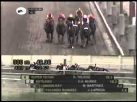 Vidéo de la course PMU CHARLESTON HANDICAP