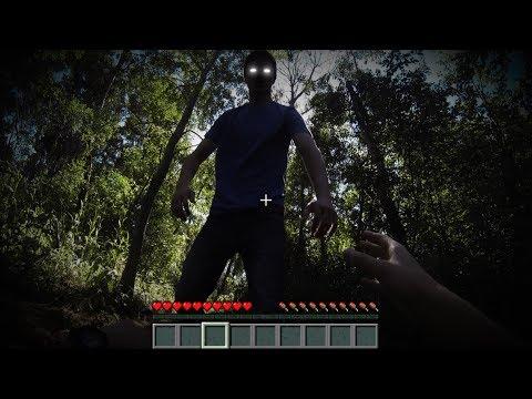 H 236 nh nh trong video herobrine a lenda o filme