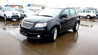 2012 Subaru Tribeca. Start Up, Engine, and In Depth Tour. videos