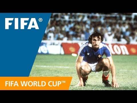World Cup Highlights: Germany FR - France, Spain 1982