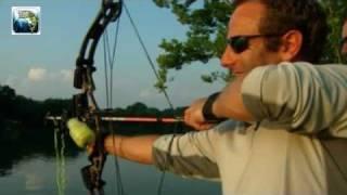 Pescar con arco