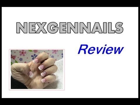 Productos para uñas acrílicas dipping - Nexgennails review