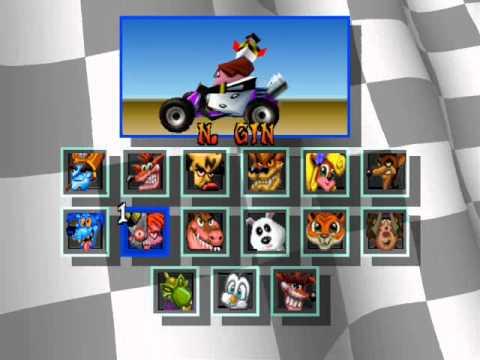 which do you prefer mario kart 64 or crash team racing games