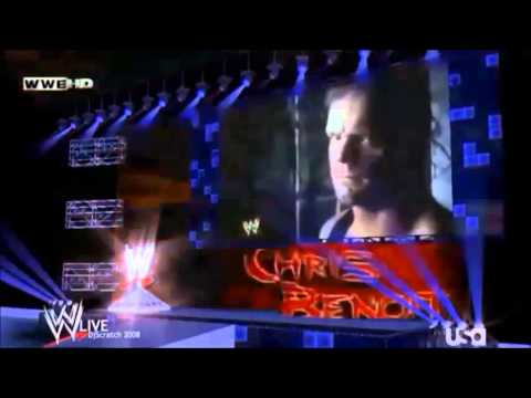 Chris Benoit Returns