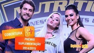 Prêmio Suplementação 2014/2015 - Revista SuplementAção