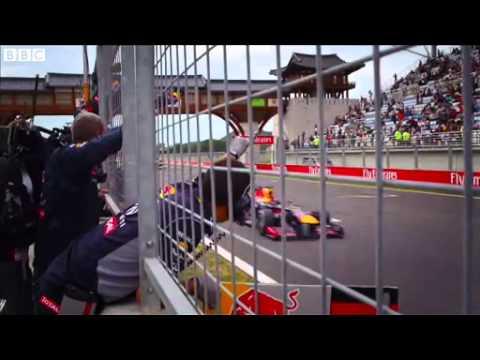 Formula 1 paddock pays tribute to Vettel: Indian GP 2013 - BBC F1