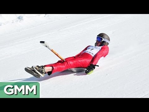 The 7 Craziest Winter Sports Ever
