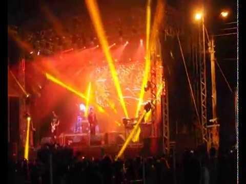 Vídeo com 4 musicas inéditas do Show da Banda RPM na Garden, em Ji-Paraná-RO