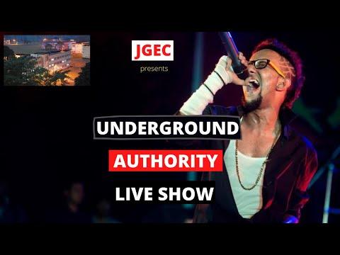 Underground Authority Part 1 - Jalpaiguri Government Engineering College