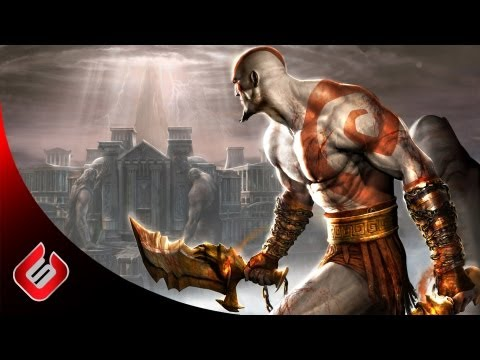 Aleatoriedades Fracassando em God of War Collection [PS3]