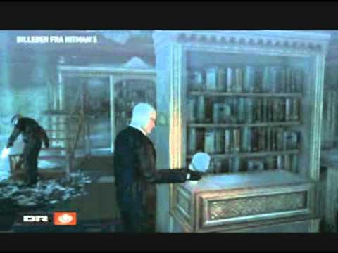 Немного Gameplay из Hitman: Absolution