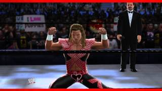 Shawn Michaels WWE 2K14 Entrance And Finisher (Official
