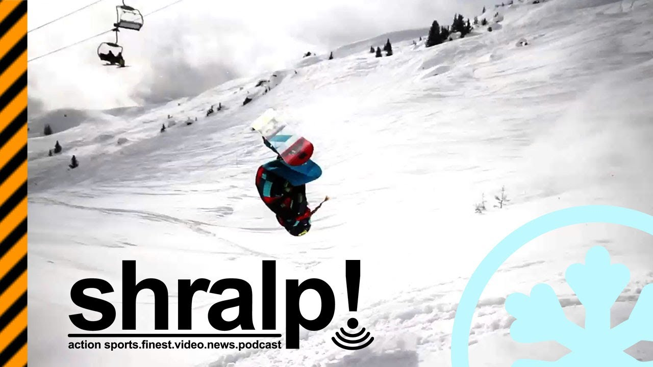 Video: Pipe + Powder at the Burton European Open 2013 – shralp! #206