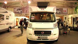 Video Les Camping-cars, Avec Lit Central Et Lit De