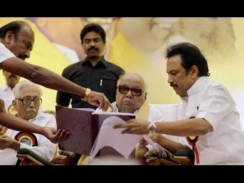 Stalin Takes Blame For LS Polls Defeat Resigns From DMK