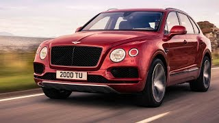 Bentley Bentayga V8 (2018) Powered by Porsche Cayenne Engine. YouCar Car Reviews.