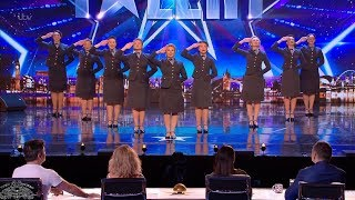 Britain's Got Talent 2018 D-Day Darlings Choir Full Audition S12E04