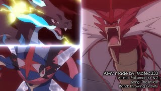 Alain / Ash VS Lysandre - HD AMV