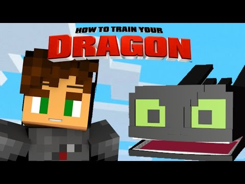 Minecraft - HOW TO TRAIN YOUR DRAGON 2 - [15] 'We Meet Toothless!'