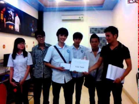 Trao thưởng giải đấu Liên Minh Huyền Thoại trường cao đẳng Cộng Đồng 2014