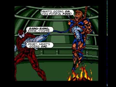 Mega Drive Longplay [295] Spider-Man and Venom - Maximum Carnage