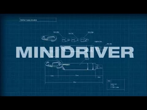 True Utility MiniDriver - Limited Stock!