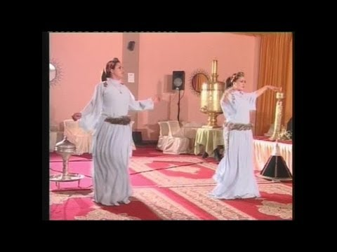 Oumgil Mustapha et les Cheikhates - Chants de l'Atlas - La soire marocaine