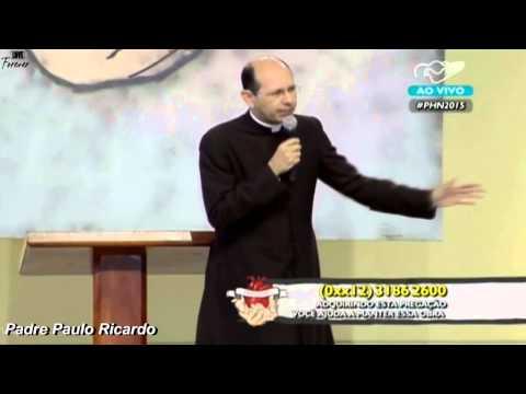 Jesus nos toca com o Sacramento_Padre Paulo Ricardo _PHN_18/07/2015