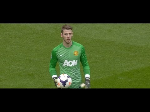 David De Gea Vs. Liverpool 13-14 [Home] [HD 720p]