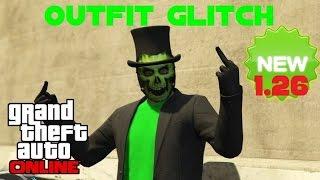 GTA 5 Online Outfit Glitch After Patch 1.26 Helm, Maske