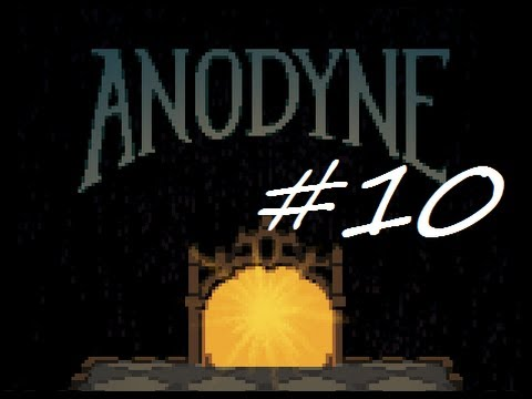 Let's Play Anodyne #10 - Nearing the Briar