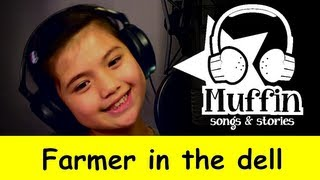 Muffin Songs Farmer In The Dell Nursery Rhymes