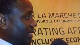 Le Ministre Ivoirien de l'Agriculture Mamadou Sangafowa Coulibaly répond franchement à l'AGRF