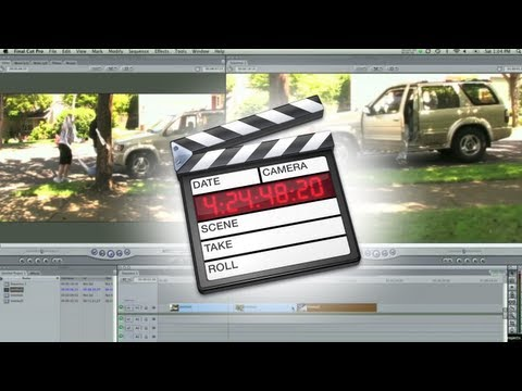 Final Cut Pro - Basic Editing