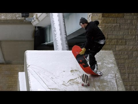 Jib Madness in Minnesota   Stronger Sessions Ep 1