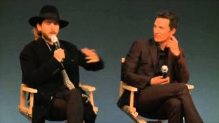 Matthew McConaughey & Jared Leto: Dallas Buyers Club