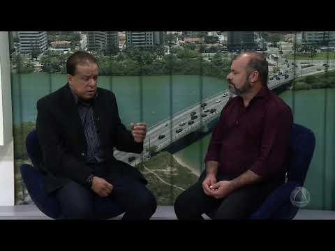 Imagem para vídeo Entrevista vereador Isac Silveira - Ser...