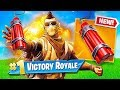 *NEW* Dynamite Gameplay & Wild West Game Mode! (Fortnite Live Gameplay)