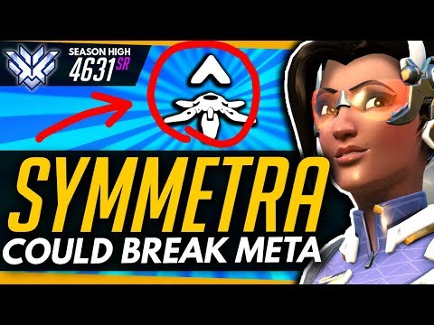 Overwatch | How Symmetra Could BREAK THE META -  Rank #1 Sym Guide (ft MrBobWagner)